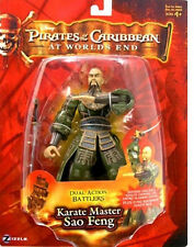 PIRATES OF THE CARIBBEAN CAPTAIN SAO FENG MASTER FIGURE