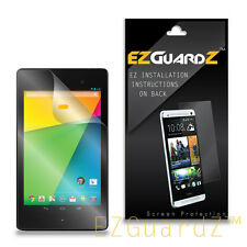 2X EZguardz Clear Screen Protector Shield 2X For Asus Google Nexus 7 II 2nd Gen