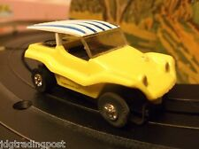 NMINT AURORA MoDEL MoToRING Tough Tuff Ones Dune Buggy Slot Car for T Jet Sets