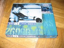 HK Cd ANDY LAU A Fighter's Blues DELUX VER 2000 劉德華 心藍 brand new sealed