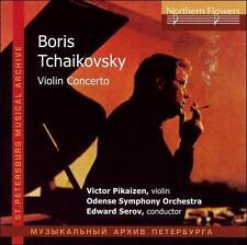 Pikayzen / Serov - Boris Tchaikovsky - Violin Concerto [CD New]
