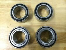 SET OF FOUR FRONT & REAR WHEEL BEARINGS POLARIS RZR XP 900 XP1000 XP900 1000 NEW
