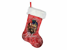 LIONEL 9-33080 THE POLAR EXPRESS 'SANTA IN SLEIGH' STOCKING