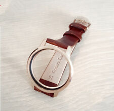 C Rose Gold Leather Band Strap Wristband Replacement Bracelet for Misfit Shine 2