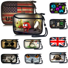 "Many Cool Designs 2.5"" External USB Hard Drive Disk HDD Carry Case Cover Pouch"