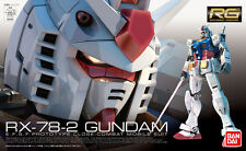 Bandai 1/144 RG-01 RG-1 RG GUNDAM RX-78-2 Mobile Suit from Japan