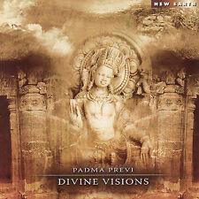 FREE US SH (int'l sh=$0-$3) NEW CD Padma Previ: Divine Visions