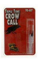 New Authentic Haydel's Game Calls Triple Tone Crow Call TC-87