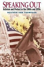 Speaking Out: Activism and Protest in the 1960's and 1970's, , Acceptable Book