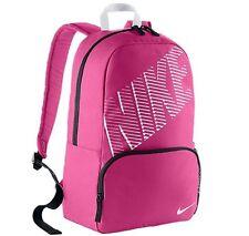 Nike Classic Turf Pink Backpack Rucksack School/Gym/Work Bag Unisex Genuine