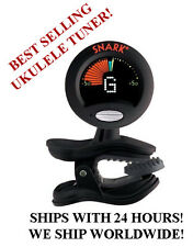 BLACK SNARK SN-6 CHROMATIC HEADSTOCK TUNER FOR UKULELE!
