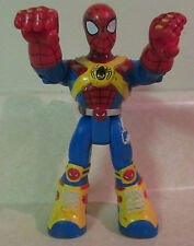 "SPIDER-MAN & FRIENDS ""Parachute""  2002 Toy Biz Action Figure"