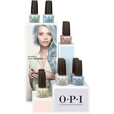 OPI Lacquer Nail Polish Soft Shades Pastel 2016 Full Collection!