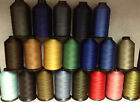 69 (Tex 70) Lt-Mid Weight Bonded NYLON Upholstery Leather Thread (8oz)