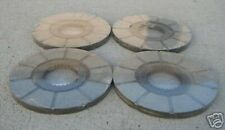 106690A 70277353 Set of 4 BRAKE DISCS for OLIVER 2-44 550 White 26 Spline