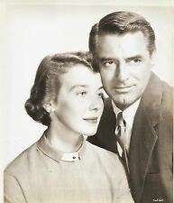 "BETSY DRAKE & CARY GRANT in ""Room for One More"" Original Vintage Photograph 1952"
