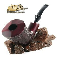 "OUTSTANDING Mr.Brog original smoking pipe XL Rubin carved "" GIANT "" HAND MADE"