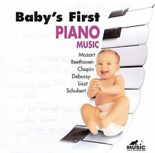 Baby's First Piano Music 2000