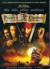 PIRATES DES CARAIBES collector 2 dvd     ref05011266