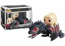 Funko Pop Rides - Game of Thrones - Daenerys & Dragon Action Figure Toy 15
