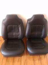 Holden Hq Hj Hx Hz Wb GTS Monaro Bucket Seats Professionally Re trimmed