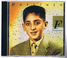 FRANCO BATTIATO FISIOGNOMICA CD  PRINTED IN ITALY