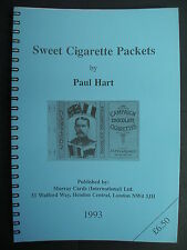 *NEW* REFERENCE BOOK - SWEET CIGARETTE PACKETS