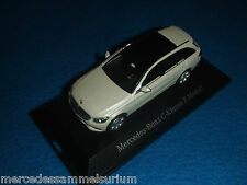 Mercedes Benz S205 New C Klasse/C Class T Modell/Estate Weiß/White 1:43 Neu/New