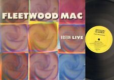 FLEETWOOD MAC Boston LIVE Castle LP 1989 PETER GREEN Black Magic Woman OH WELL