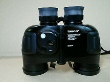 tasco waterproof 7x50 mm model 322bcw binoculars