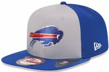 BUFFALO BILLS NFL NEW ERA DRAFT DAY 9FIFTY ALTERNATE SNAPBACK HAT CAP