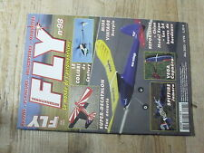 $$y Revue Fly International N°98 Plan encarte Super Decathlon  Spitfire  Fokker