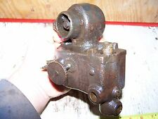 EARLY IHC 1 1/2hp Type M  Hit Miss Gas Engine Fuel Mixer Carburetor Motor Steam