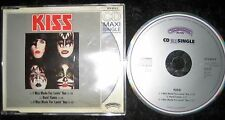 RARE MAXI CD I Was Made For Lovin' You - Kiss MxCD (c) 1989