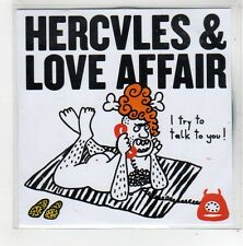 (FN724) Hercvles & Love Affair, I Try To Talk To You! - 2014 DJ CD