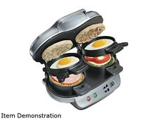 Hamilton Beach Breakfast Sandwich Maker Combo