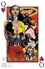 CHARISMAGIC #1 WARP 9 COMICS EXCLUSIVE VARIANT COVER! 300 MADE!