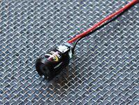 6 TONE Miniature Panel Mount Sounder Buzzer Alarm Siren Alert Beeper 6v 12v 24v