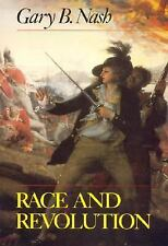 RACE AND REVOLUTION - NEW PRE-LOADED AUDIO PLAYER BOOK