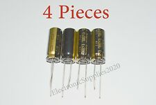 4x Capacitor Rubycon 3300uF 6.3v 105C 10x25mm. Radial. US Seller