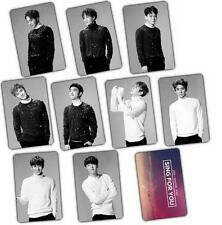 KPOP EXO Sing For You New Arrival Card Sticker Chanyeol sehun Lay Lomo Cards 10p