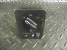 2007 SAAB 95 9-5 1.9 TID AUTOMATIC HEADLIGHT FOG LIGHT SWITCH 12760589