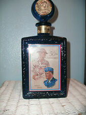 J. W. Dant American Legion 50th Anniversary Whiskey Bottle