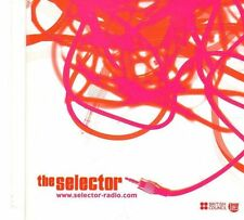 (FT630) The Selector, Live Sessions - 13 tracks various artists - 2003 DJ CD