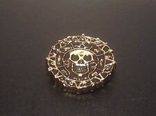 Pirates Of The Caribbean Cursed Double Sided Gold Coin Movie Prop Replica