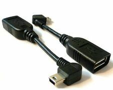OTG Adapter cable mini-USB-Connector USB-A connector replaces Canon UA-100