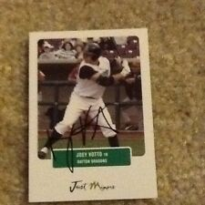 2004 Just Minors JOEY VOTTO Auto RC **REDUCED**
