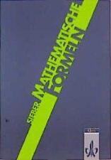 Mathematische Formelsammlung: Mathematische Formeln und Begriffe, Formelsammlung