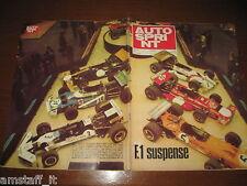 AUTOSPRINT 1971/4=FORD GT 40/700=F1 SUSPENSE=