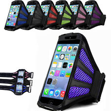 For SmartPhone Sports Running Training Mesh Armband Phone Case Cover Holder